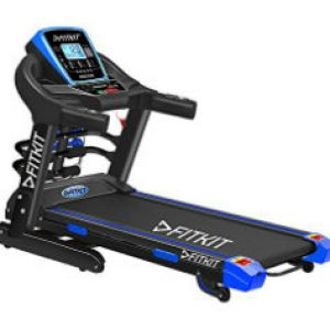 fitkit motorized treadmill