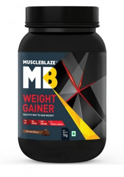 Muscleblaze weight gainer1kg